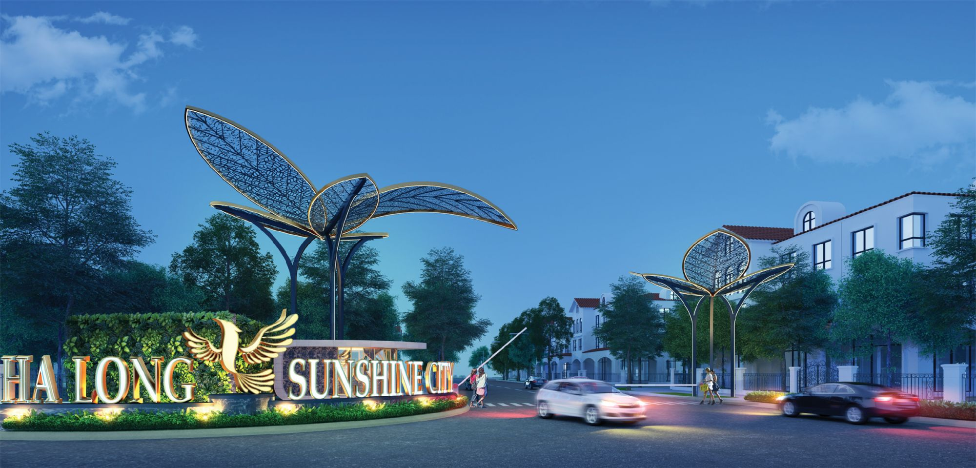 Hạ Long Sunshine City